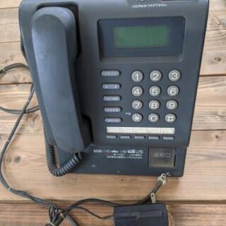 中古の公衆電話機