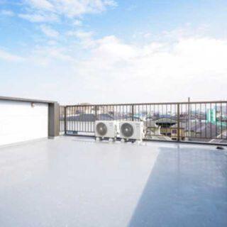 【12月分家賃無料】川崎大師近く 広い屋上ありシェアハウス
