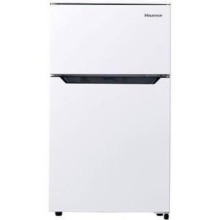 値下‼️○2017年製ハイセンス 冷蔵庫HR-B95A中古 美品