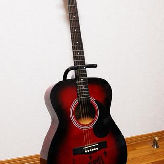 ■016 ランバー アコースティックギター LFG10RDS(宣伝用)
