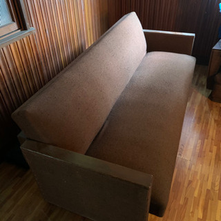かなり大きめのソファーベッド