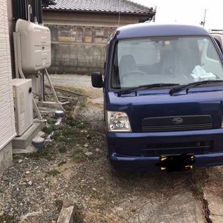 スバルサンバー TV1 平成14年 車検令和2年11月24日まで