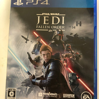 PS4 スターウォーズ STAR WARS JEDI