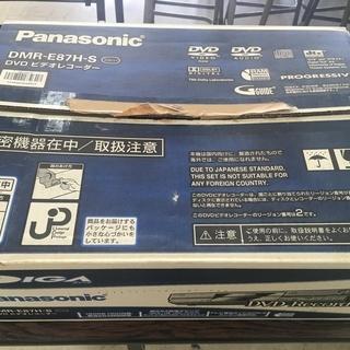 パナソニック Panasonic DMR-E87H アナログ