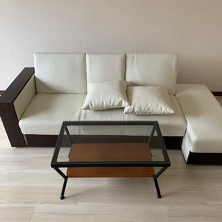 ソファー&テーブル(セットで)