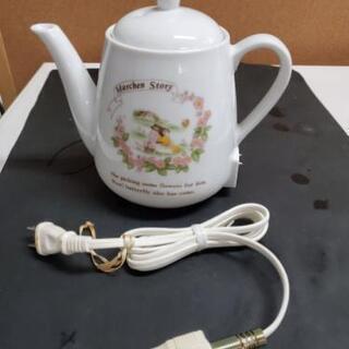 かわいいウサギのデザイン 電気湯沸かしポット 700㏄