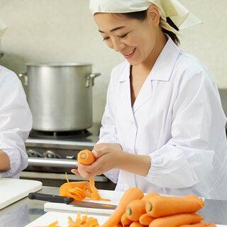 即日~保育園給食の調理補助のお仕事♪