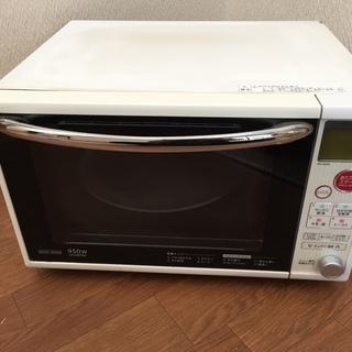 シャープ オーブンレンジ 20Lタイプ ホワイト系 RE-S204-W