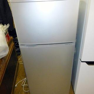 AQUA 2ドア冷凍冷蔵庫 AQR-111A(SB)中古