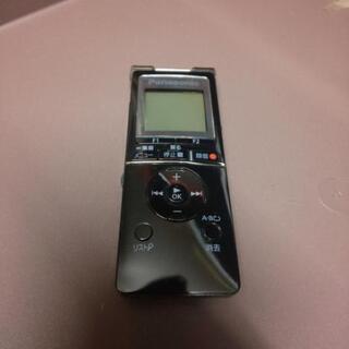 Panasonic ICレコーダー RR-XS455 ビデオカメラ?