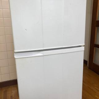 冷凍冷蔵庫 ハイアールJR-N100C