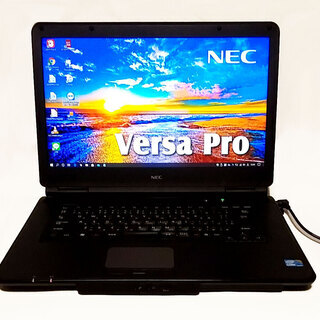 NEC VersaPro VX-A core i3 すぐに使えます
