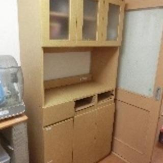 キッチン棚 500円