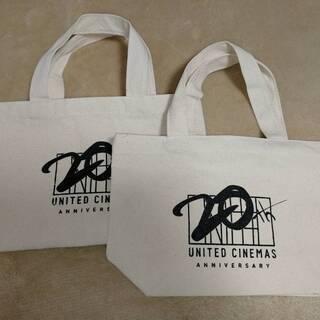 ユナイテッドシネマ 20周年記念バッグ (未使用)