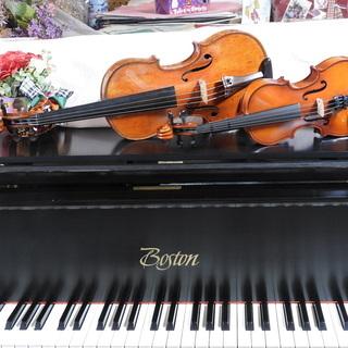 お気軽にピアノやバイオリンを始めてみませんか!所沢市西所沢音楽(...
