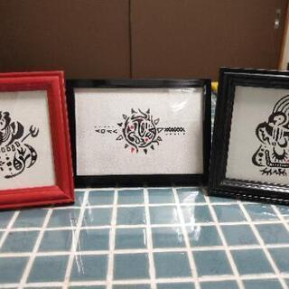 オリジナルイラスト売ります! 「雪達磨」「陽時計」「ぺんぎん」