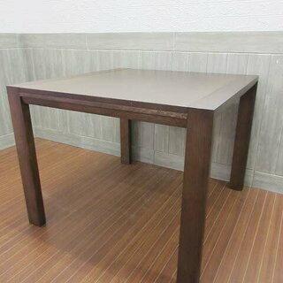 ss0964 カリモク 伸長ダイニングテーブル ダークブラウン ...