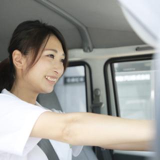 新規案件により大量募集!!大手EC事業の配送ドライバー