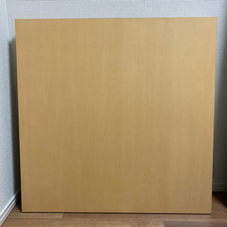 【中古】作業机 OAテーブル(正方形)