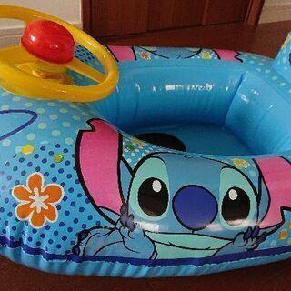 ディズニーぷちゃぷちゃボート