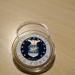 【非売品】アメリカ合衆国空軍のチャレンジコイン