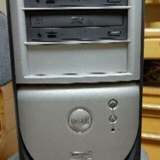 Dell Dimension 8100デスクトップパソコン
