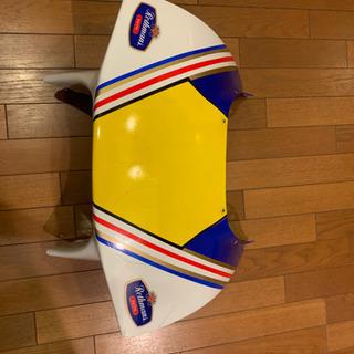 NSR250     耐久カウル  ロスマンズカラー