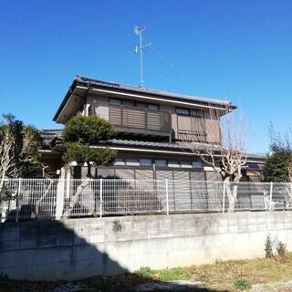 吉見町 日本家屋一戸建 、東武東上線「東松山」距離4,500m、...