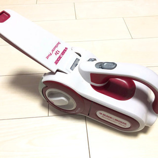 ハンディークリーナー☆ピボットバスター Z-PV1000