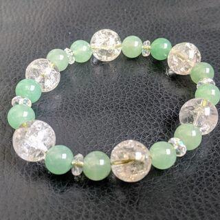 天然石 ブレス パワーストーン 癒やし 5月誕生石 数珠