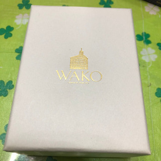 WAKO ミニガラス置時計 - 名古屋市