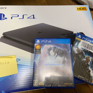 PS4  モンスターハンターアイスボーン その他