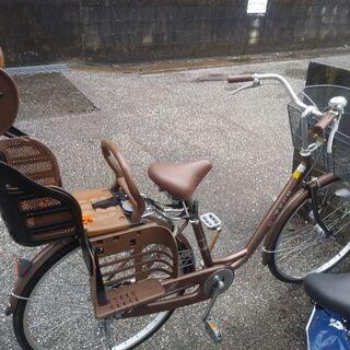子供乗せ用自転車
