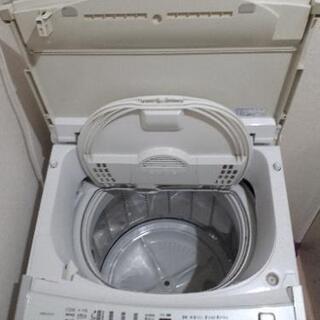 三菱全自動乾燥洗濯機7kgサイズです。 − 愛知県