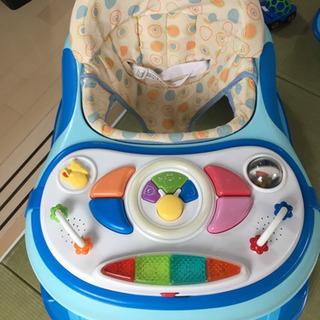 【中古】 歩行器     赤ちゃん用