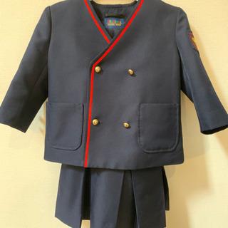 【残り1着】鳥取幼稚園(第1〜5)制服上下セット