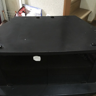 テレビ台 コーナー型