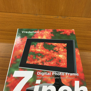 【思い出を綺麗に】7インチデジタルフォトフレーム