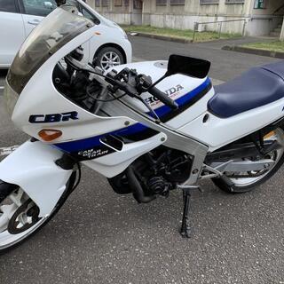 ☆ホンダCBR250FOUR MC14 6330㎞☆