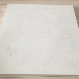 ニトリ ホワイト ローテーブル