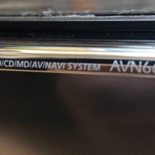イクリプス HDD NAVI AVN6604HD
