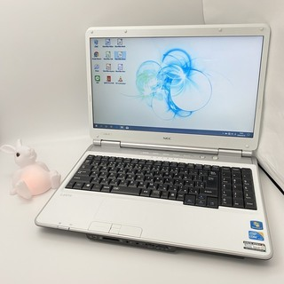 NEC Corei3 メモリ4GB HDD500GB ノートパソ...
