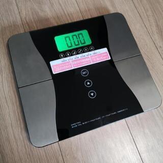 体重体組成計 ドリテックBS-228 体重計