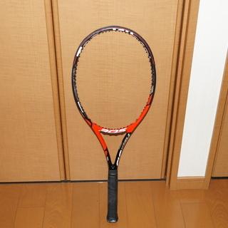 テニスラケット(硬式) テクにファイバー 中古