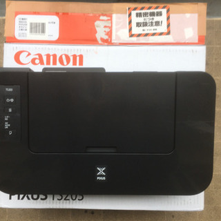 Canon TS203 ほぼ新品