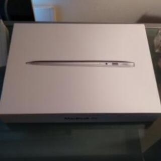 空き箱 MacBook Air 異動や引越梱包などに!