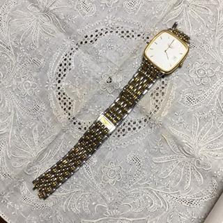 Longines紳士用腕時計 難あり