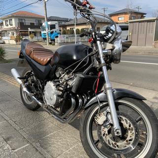 【値下げ・すぐ乗れます】バイクHondaジェイド250(自賠責1年付)