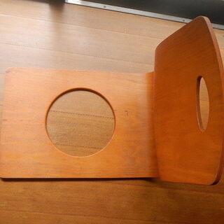 木製 座椅子