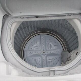 洗濯乾燥機 5.5kg シャープ ES-TG55L-A 2012年製 キレイ - 河北郡